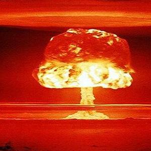 Nuclear mushroom